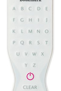 BFACTC001070 Electronic Dictionary Bookmark UK Edition - White