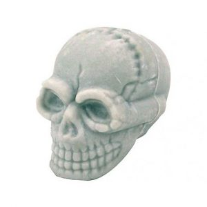 BFADKI002020 - Pair of Skull Shaped Erasers