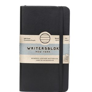 BFADKI003025 Writersblok New York Pocket Soft Cover Ruled Notebook
