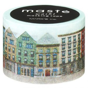 BFADMJ - 004 - 957 - Maste City Apartment - Washi Tape