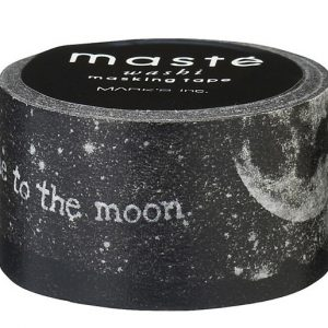 BFADMJ004633 Maste Nature Nightsky - Washi Tape