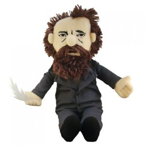 BFAACW – 004 – 001 – Charles Dickens Doll