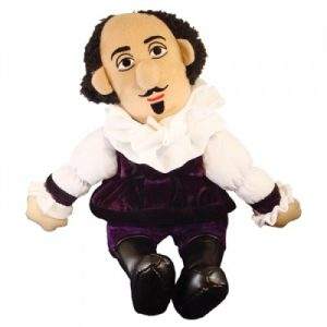 BFAACW – 004 – 003 – Shakespeare Doll