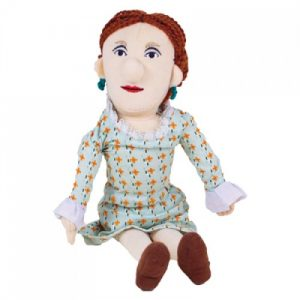 BFAACW – 004 – 007 – Virginia Woolf Doll