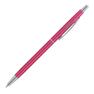 BFADMJ – 004 – 814 – OHTO Needle Point Pink Slimline Ballpoint Pen