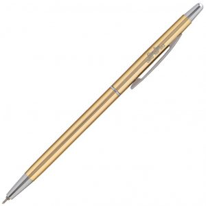 OHTO Needle Point Gold Slimline Ballpoint Pen