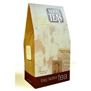16 Book Lovers and Readers Gifts Under £20 - Novel Teas from the Bag Ladies copy